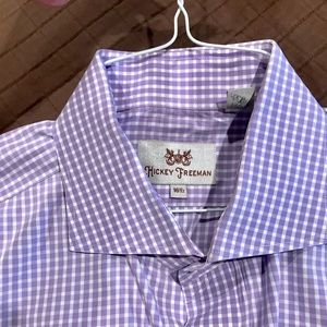 Hickey Freeman dress shirt